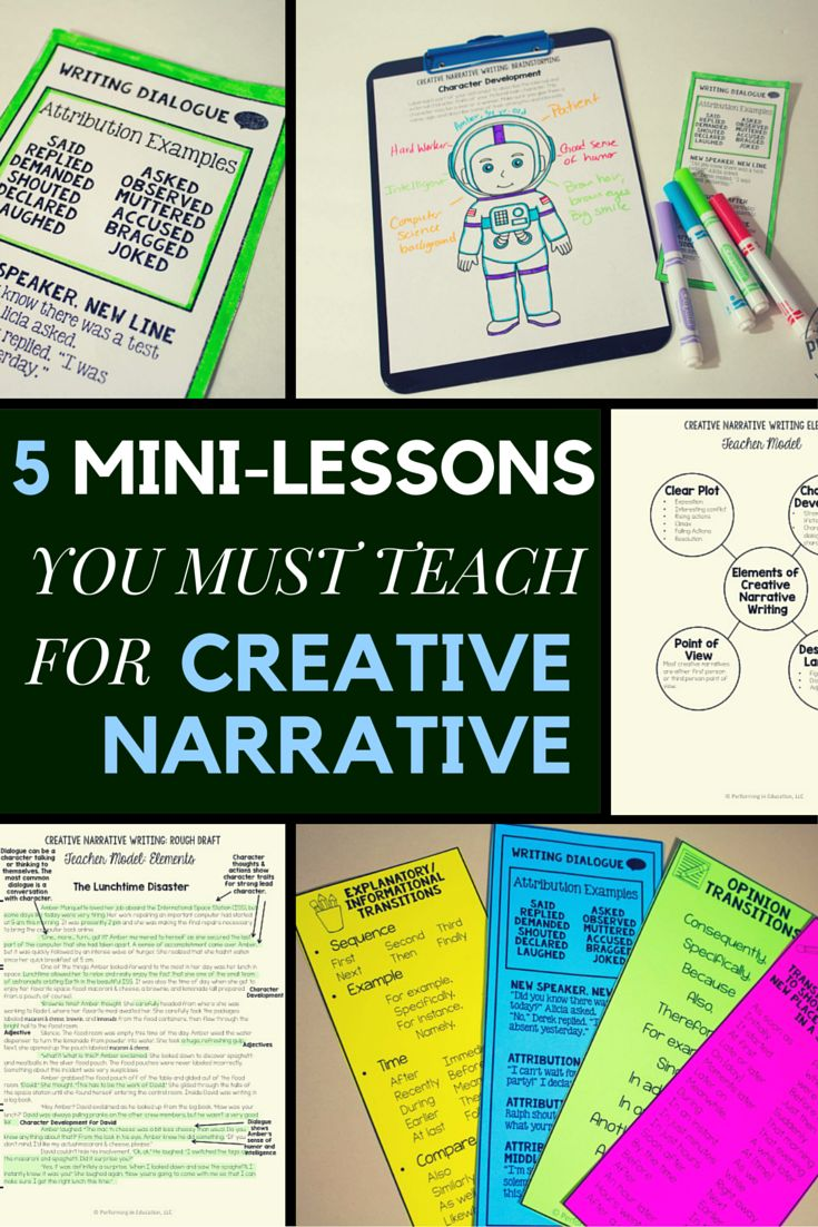 332 best narrative writing images on pinterest