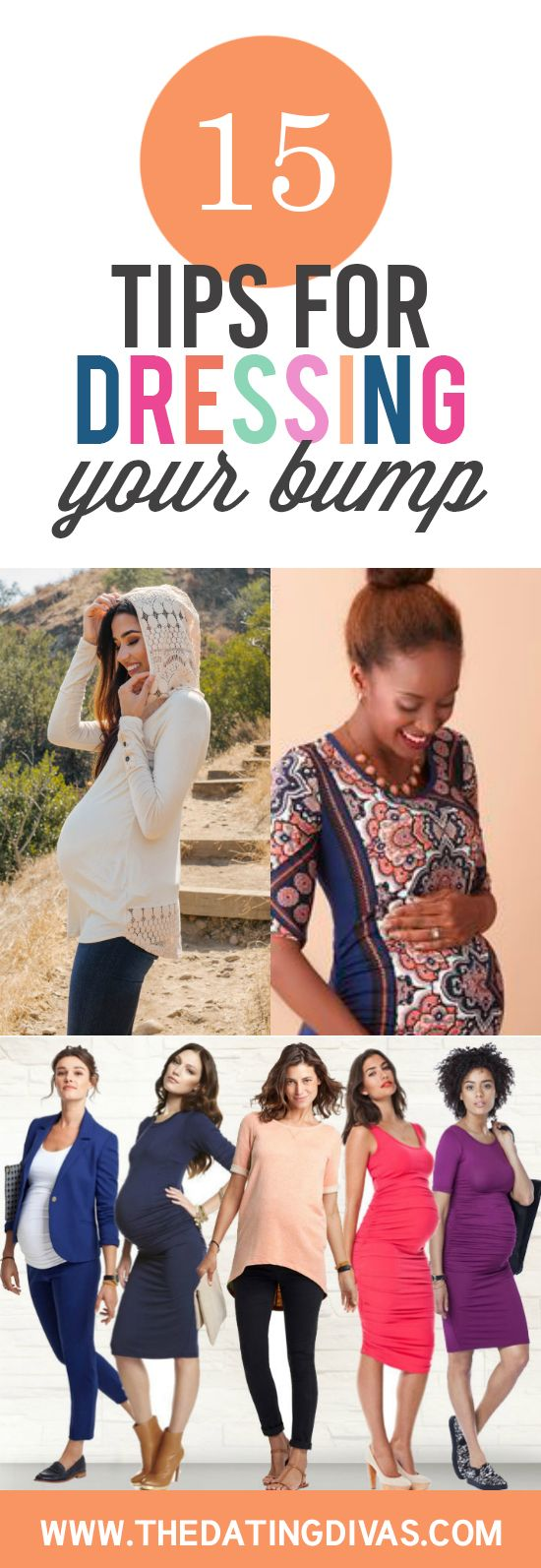 Clothing hacks for pregnancy and tip for finding the cutest maternity clothes