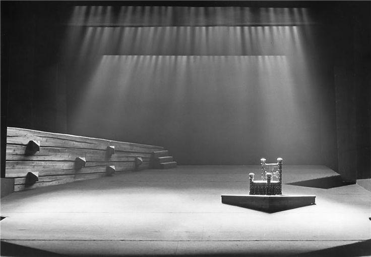 Josef Svoboda – Light and Shadows | Graphicine