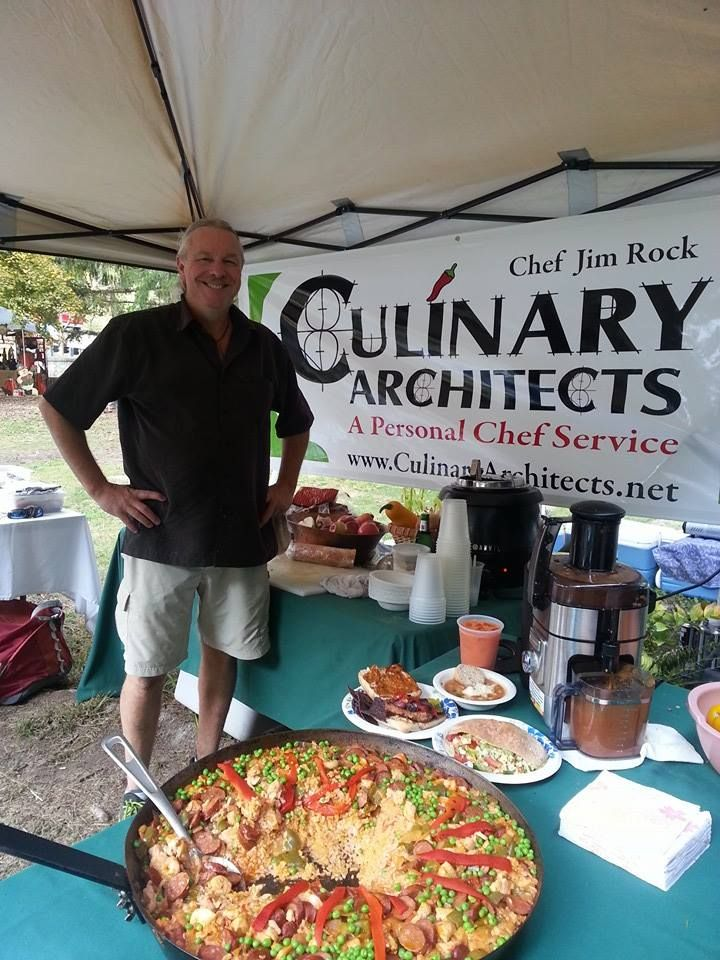 Culinary Architects - www.culinaryarchitects.net - book your Paella Party or Private Dinner Party with us!