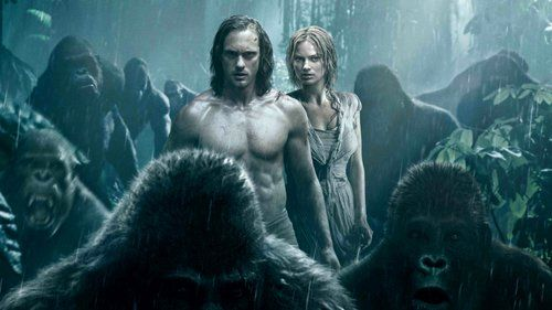 Watch The Legend of Tarzan(2016) Online Free, The Legend of Tarzan Full Movie - ChiliMovie  Alexander Skarsgård | Margot Robbie | Christoph Waltz |