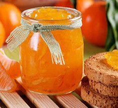 Варим нежное ароматное варенье из мандаринов