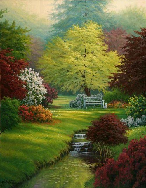 Secret Garden: Magical Garden