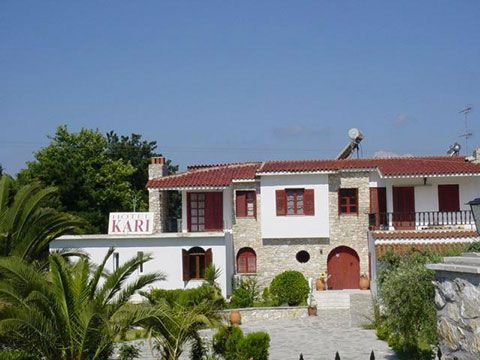 Kari Hotel, Ouranoupoli #Halkidiki #Greece #hotels