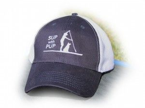SUP with PUP Trucker Hat!