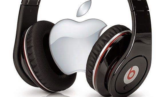 Apple Buys Beats Music For $3 Billion.