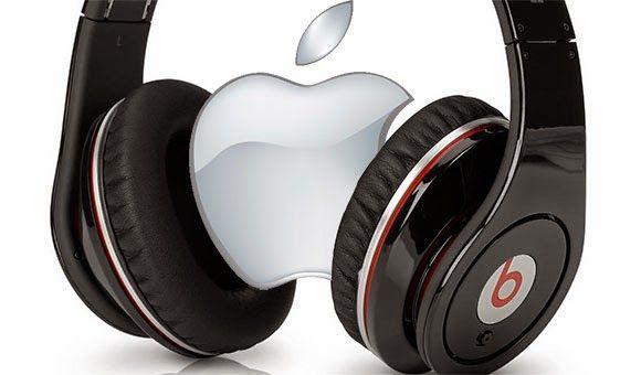 Apple Buys Beats Music For $3 Billion.