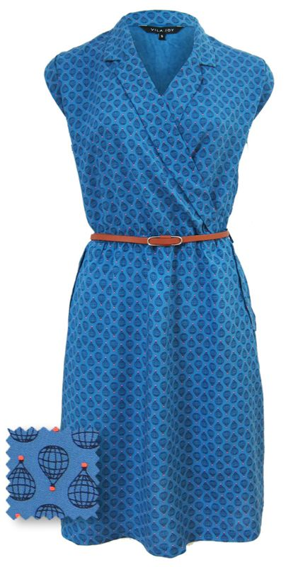 Chloe jurk van Vila Joy