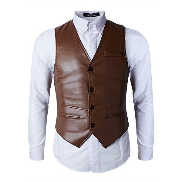 Best 25  Vest men ideas on Pinterest | Men's vest fashion ...