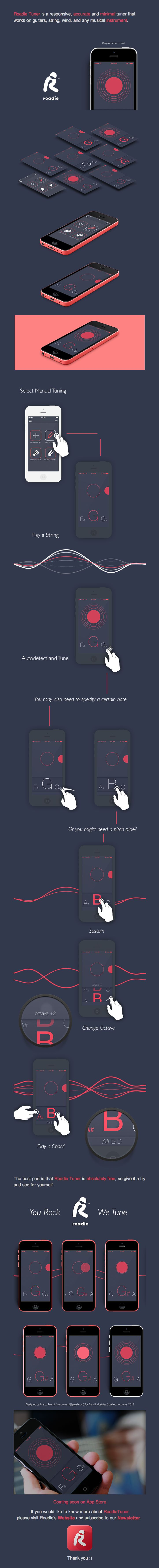 by Marco Nenzi, via Behance *** #app #gui #ui #behance