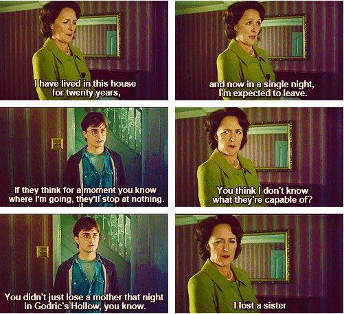 I wish they had kept this scene.