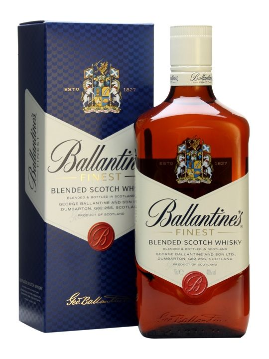 Image result for ballantines whisky