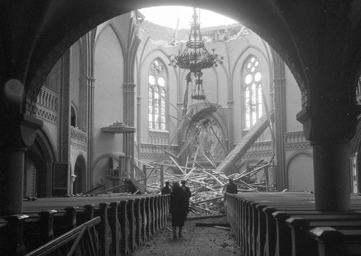 Finland in World War II - In Focus - The Atlantic. Vyborg Cathedral