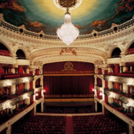 Municipal Theater (Teatro Municipal) - Santiago