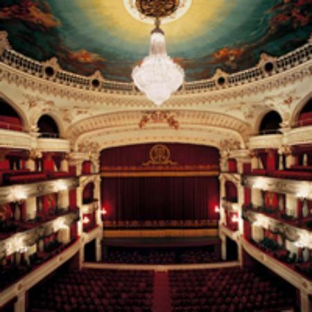 Municipal Theater (Teatro Municipal) - Santiago