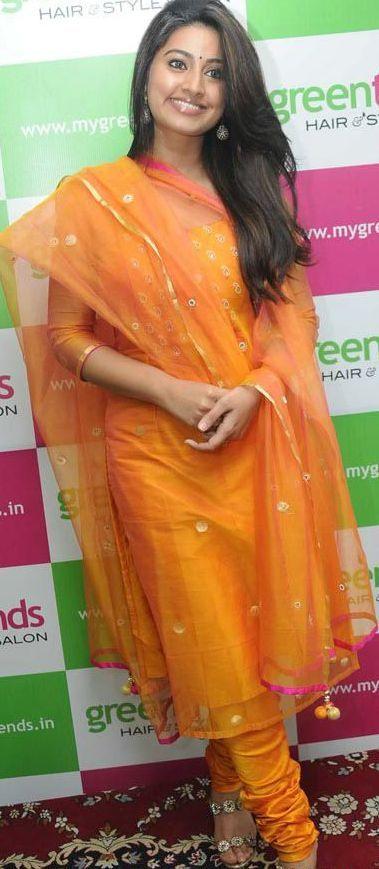 Latest Saree Designs: sneha in designer salwars