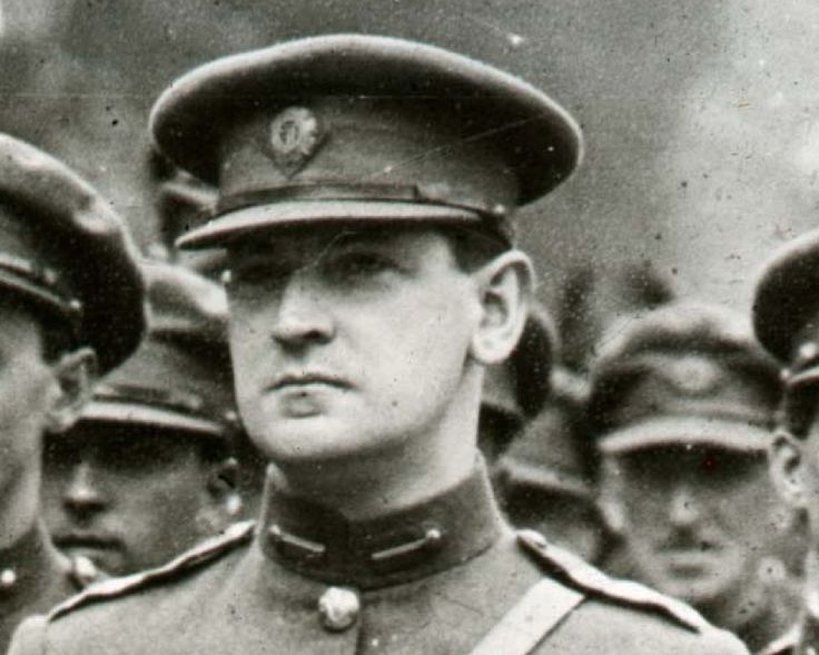 Michael Collins, Irish revolutionary leader, was assassinated this day, August…