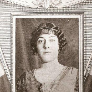 The Further the Flame, the Worse it Burns Me: Greek Folk Music in New York City, 1919-1928 cover art Marika Papagika