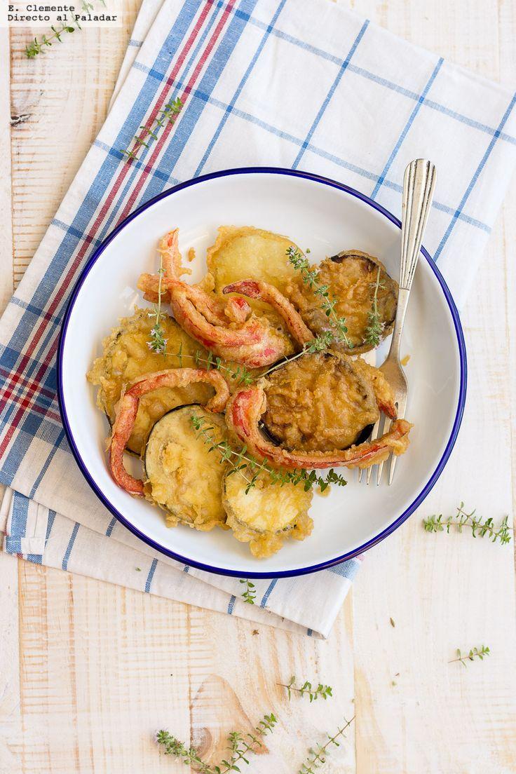 Me encantan las verduras en ratatouille, pero además soy una autentica fan de la tempura japonesa. Es por eso que esta receta de…