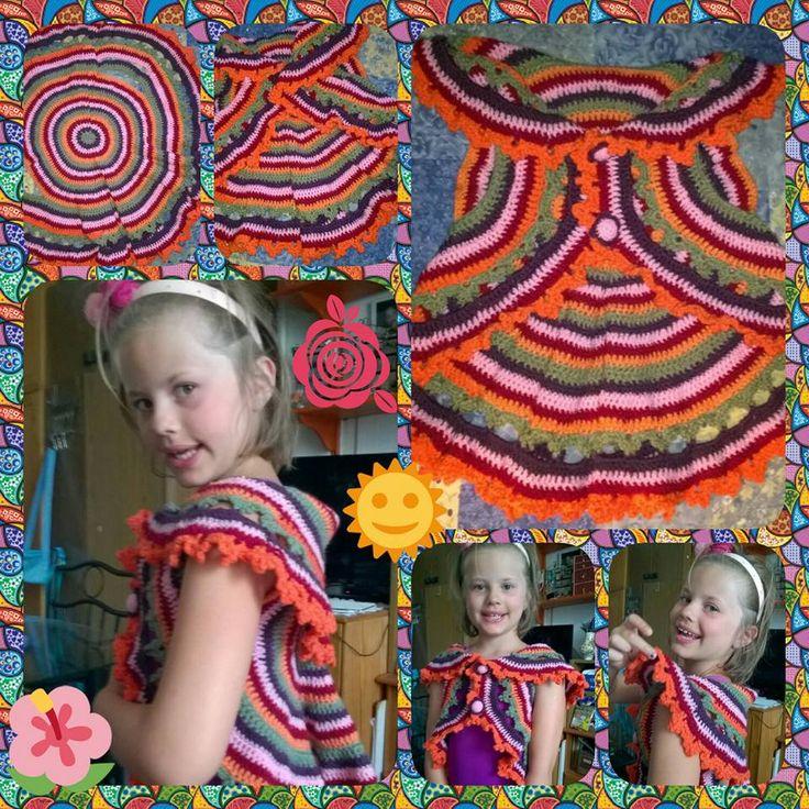 vest for my niece - mellény unokahúgomnak