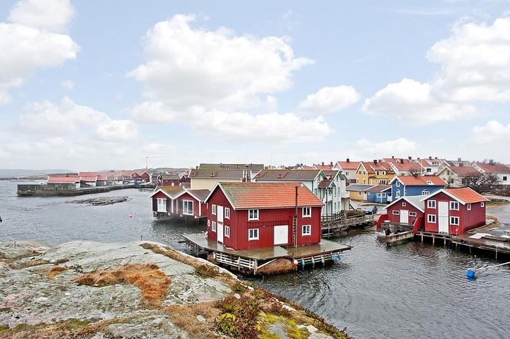 Smögen, Sverige