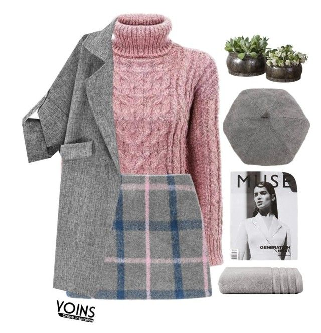"""""""#YOINS"""" by credentovideos ❤ liked on Polyvore featuring Christy, women's clothing, women's fashion, women, female, woman, misses and juniors"""