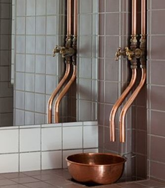 Idea for Steam Punk bathroom