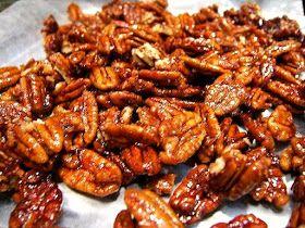 MomLid's Musings: Crock Pot Candied Pecans Recipe