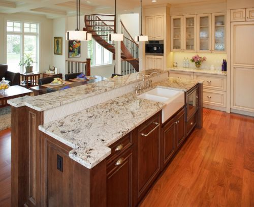 How to Remove Stains from Granite Counterops.  Stains happen — wine spills, water leaks and olive oil makes its way from the measuring spoon to your granite countertops. Lucky for you, the experts have advice to help people like you remove all types of stains from their granite countertops.  http://www.archcitygranite.com/remove-stains-granite-counterops/  #ArchCity #granitecountertops #granitestains