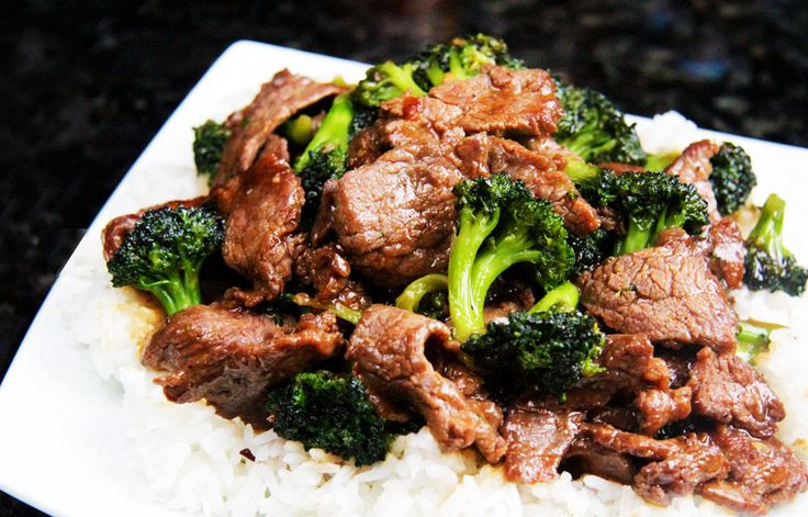 Secret Ingredient, Better Than Takeout! Beef and Broccoli
