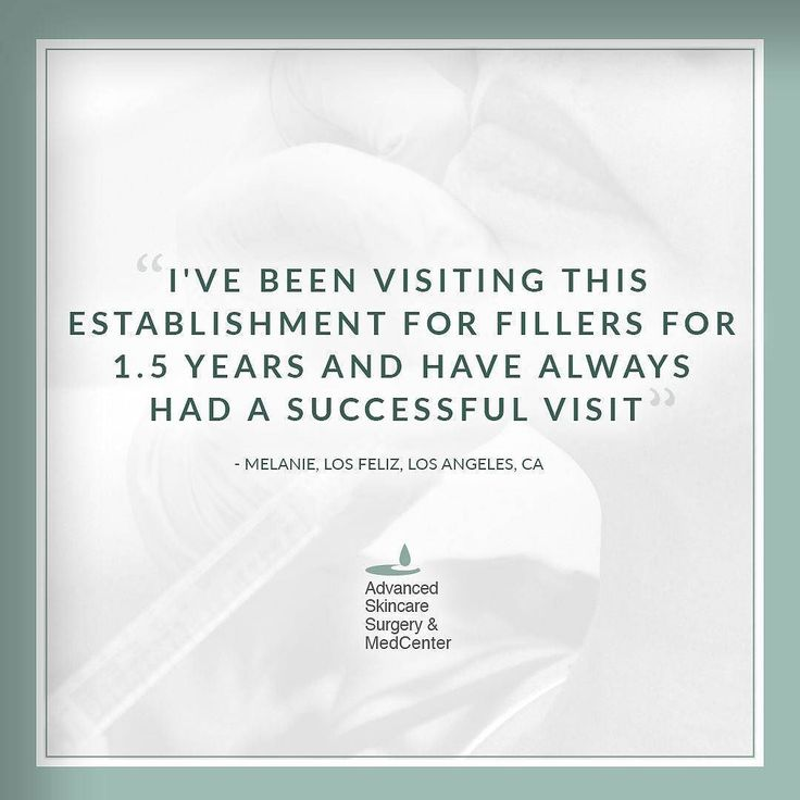 """I've been visiting this establishment for 1.5 years and have always had a successful visit"" - Melanie Los Feliz Los Angeles California  Advanced Skincare Surgery and MedCenter is one of Southern California's most innovative and comprehensive skin care treatment centers. We provide an array of cosmetic treatments including dermatologic procedures dermal fillers body contouring fat reduction laser treatment and cosmetic surgery.  For Inquiries and Consultations Contact Us:  Brentwood Office.."