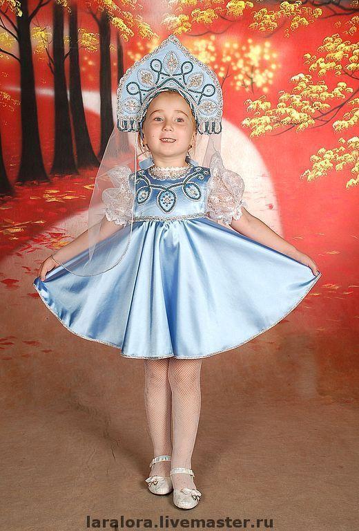 Детские танцевальные костюмы ручной работы. Ярмарка Мастеров - ручная работа. Купить Костюм