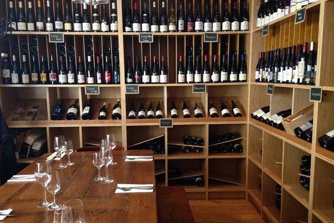 Restaurant Le Tablier Rouge in Paris