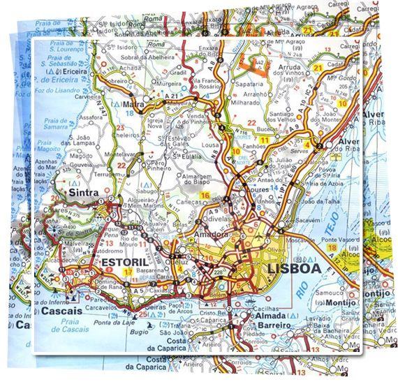 M s de 25 ideas incre bles sobre mapa de portugal cidades en pinterest portugal mapa mapa de - Que hay en portugal ...