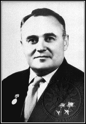 * Sergei P. Korolev is often credited as the founder of the Soviet space program. He was well known as a rocket designer in the Soviet Union. In 1957 he created the R-7 rocket, and his team then developed and launched Sputnik using his rocket the same year.