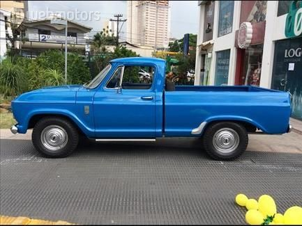 CHEVROLET-C10-4.1 CS 8V GASOLINA 2P MANUAL