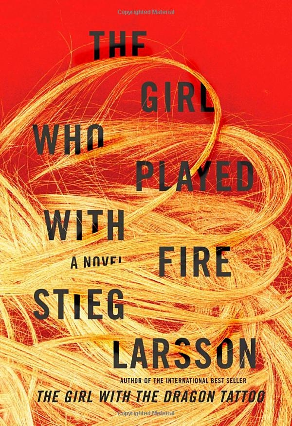 Amazon.com: The Girl Who Played with Fire (9780307269980): Stieg Larsson, Reg Keeland: Books
