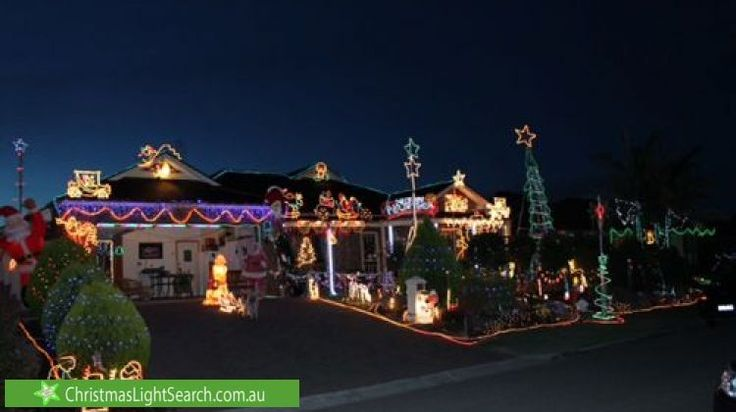 Christmas Lights in Morphett Vale, SA. http://xmaslights.co/morphett
