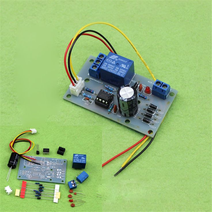 DIY kit Water level switch sensor controller water tank automatic pumping electronic DIY production kit (H3A6 #electronicsprojects #electronicsdiy #electronicsgadgets #electronicsdisplay #electronicscircuit #electronicsengineering #electronicsdesign #electronicsorganization #electronicsworkbench #electronicsfor men #electronicshacks #electronicaelectronics #electronicsworkshop #appleelectronics #coolelectronics