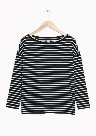 & Other Stories | Striped Bateau Top 300 kronor