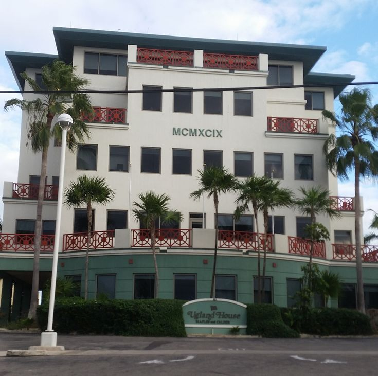 "TIL that Ugland House in the capital of the Cayman Islands is the registered office address for over 18000 ""companies"""