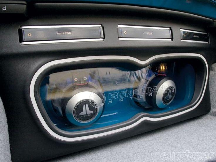 2004 Bmw M3 Speaker Box