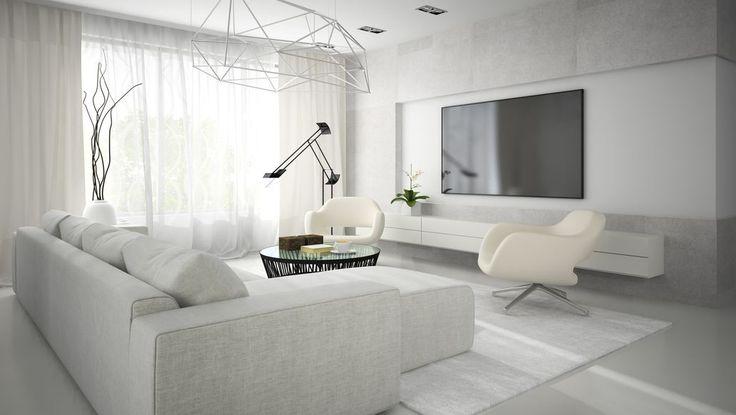 sofa-stoff weiß - stillvolles wohnzimmer modern | wohnen mit weiß, Wohnzimmer