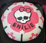 Gâteau Monster High - Monster High Cake