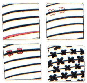 tanglesDoodles Pattern, Backgrounds Fil Pattern, Zentangle 86 Daisies, Daisies Beads Zentangle, Art Journals, Zentangle Doodles, Tangled Pattern, 86 Daisies Beads 10084 10084, Beads Tangled