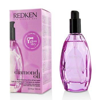 Redken Diamond Oil Glow Dry Hair Care