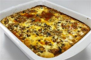 Moussaka vegetar 4