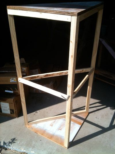 Easy step by step instructions on building a cheap corner bass trap for recording studio, mixing studio, home or professional.