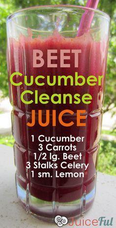 Juicing beets  is healthy