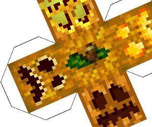 Pixel Papercraft Pixle Blocks Generator Tho Small Images